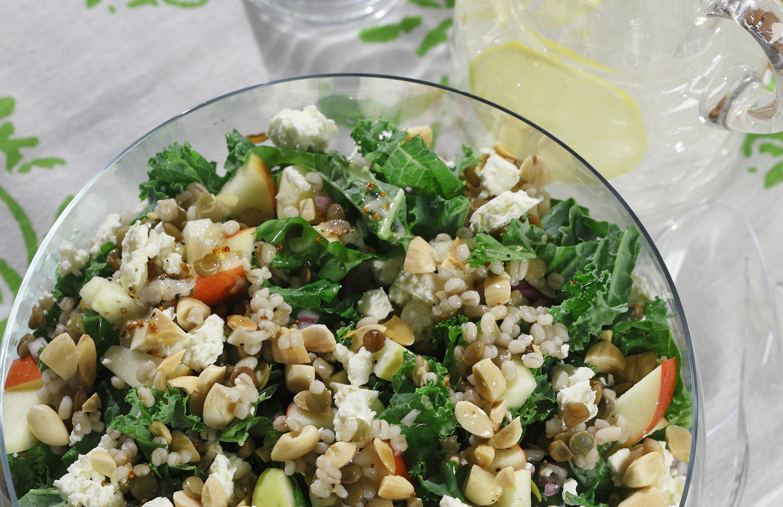 Apple, Kale, And Feta Salad Recipes — Dishmaps