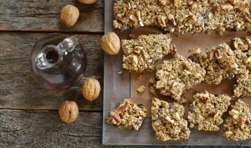 Maple Lentil Oat Bars 5